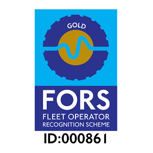 Robsons FORS Gold Logo accreditation