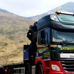 Anthony Robsons Wagon & Drag Hiab FORS