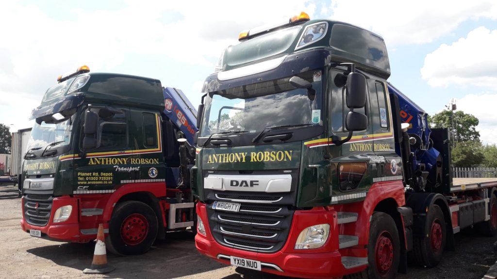 Hiab Hire Vehicles