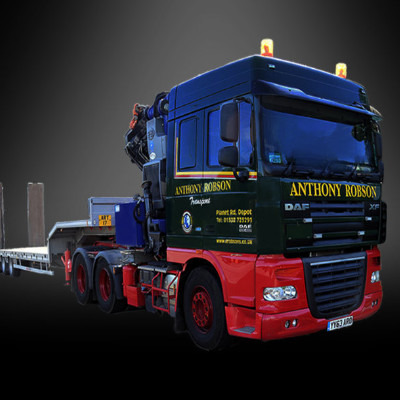 Hiab Hire Artic