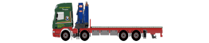 8 Wheeler Rigid Hiab Hire