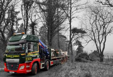 Specialist Hiab Transport
