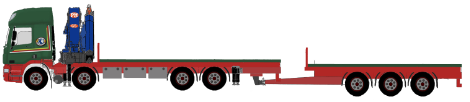 Wagon & Drag Hiab Hire