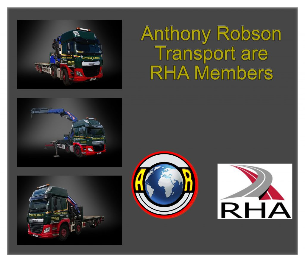 RHA Members Hiab Hire